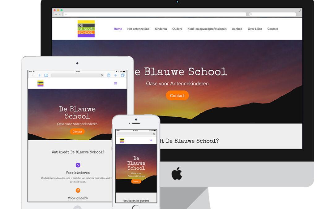 De Blauwe School