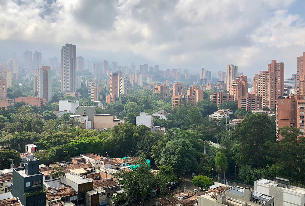 Update vanuit… Colombia