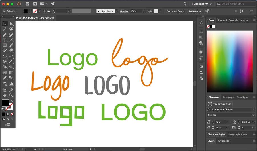 5 tips voor als je een logo laat ontwerpen