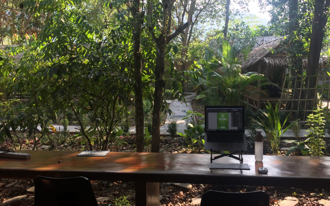 Werken vanuit… Thailand